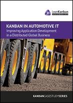 Kanban in Automotive IT case study