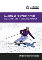 Kanban at Blizzard Sport