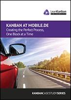 Kanban at Mobile.de